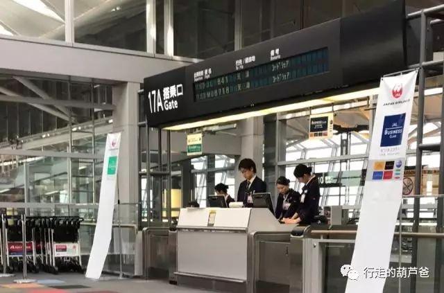 飞行 | 日本航空JL840公务舱飞行体验-行走的葫芦爸